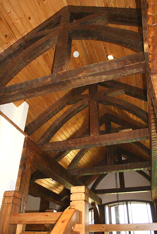 Timber Frame Architecture Frame Design Amp Reviews