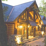 log home designer