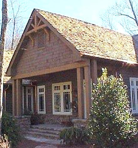 Craftsman Style Home Mountain Home Architects Timber