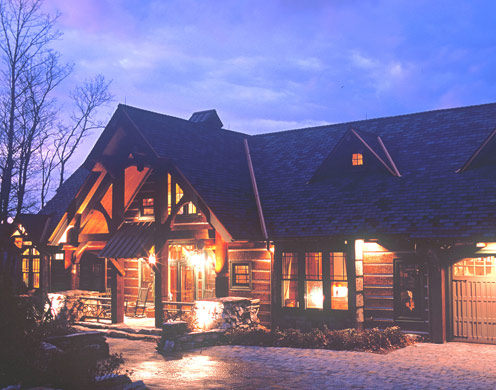 Custom home architects soellner the firm is also a for Custom mountain homes