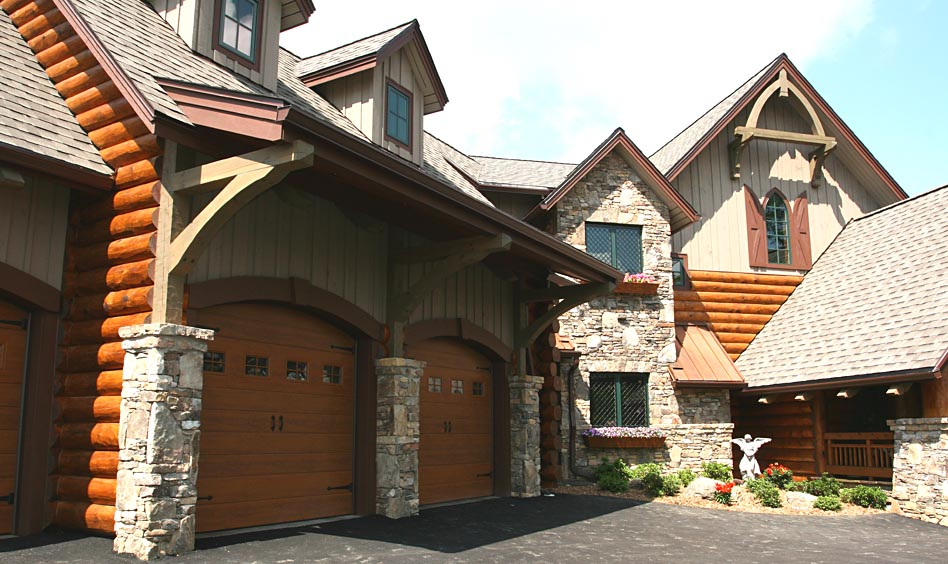 Custom Home Architects Mountain Home Architects Timber Frame
