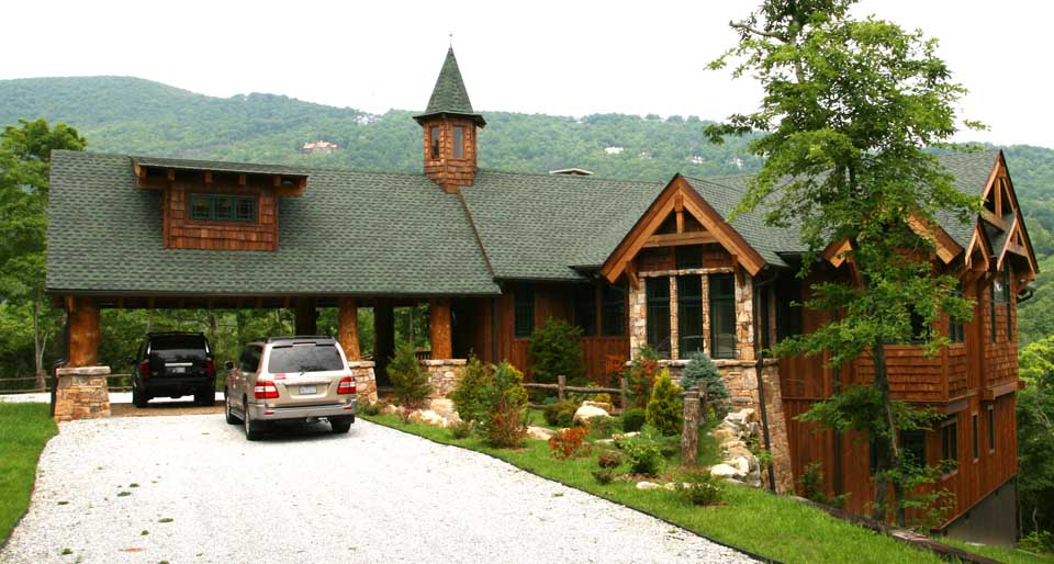9 adirondack dream cabin mountain lodge architect for Adirondack style homes