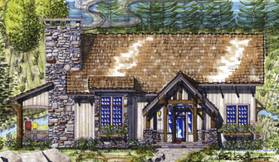 Small House Plans & Small House Plan Architects | Mountain Home ...