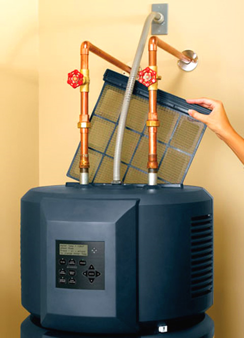 Energy Efficient Residential Hot Water Heaters