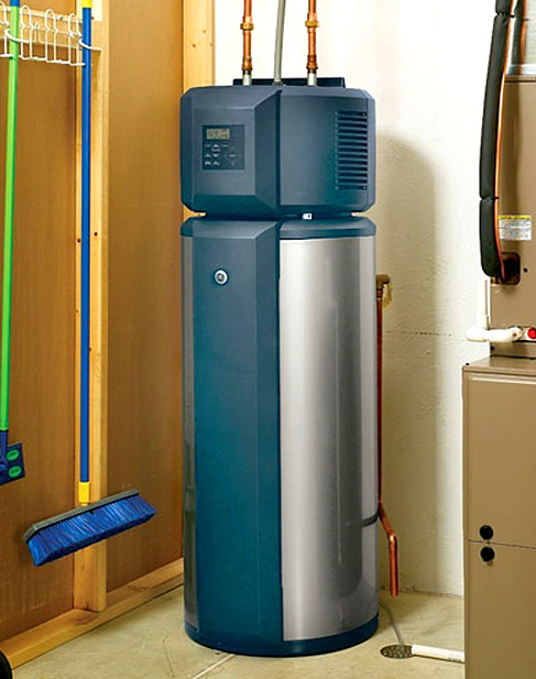 New energy efficient residential hot water heaters for Efficient hot water systems
