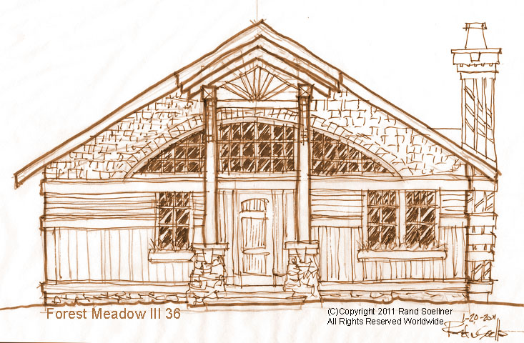 New House Designs 1200sf, 1800sf, 2500sf | Mountain Home Architects ...