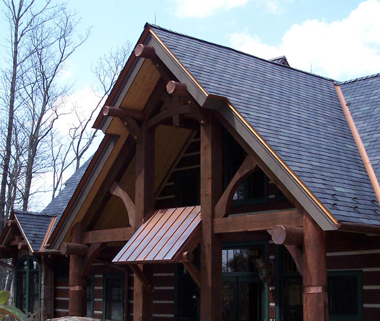Copper Color Roof Shingles Owens Corning Trudefinition