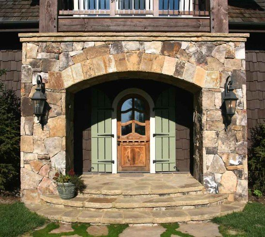 Mountain home architects timber frame architect custom homes custom home architects Home arch design