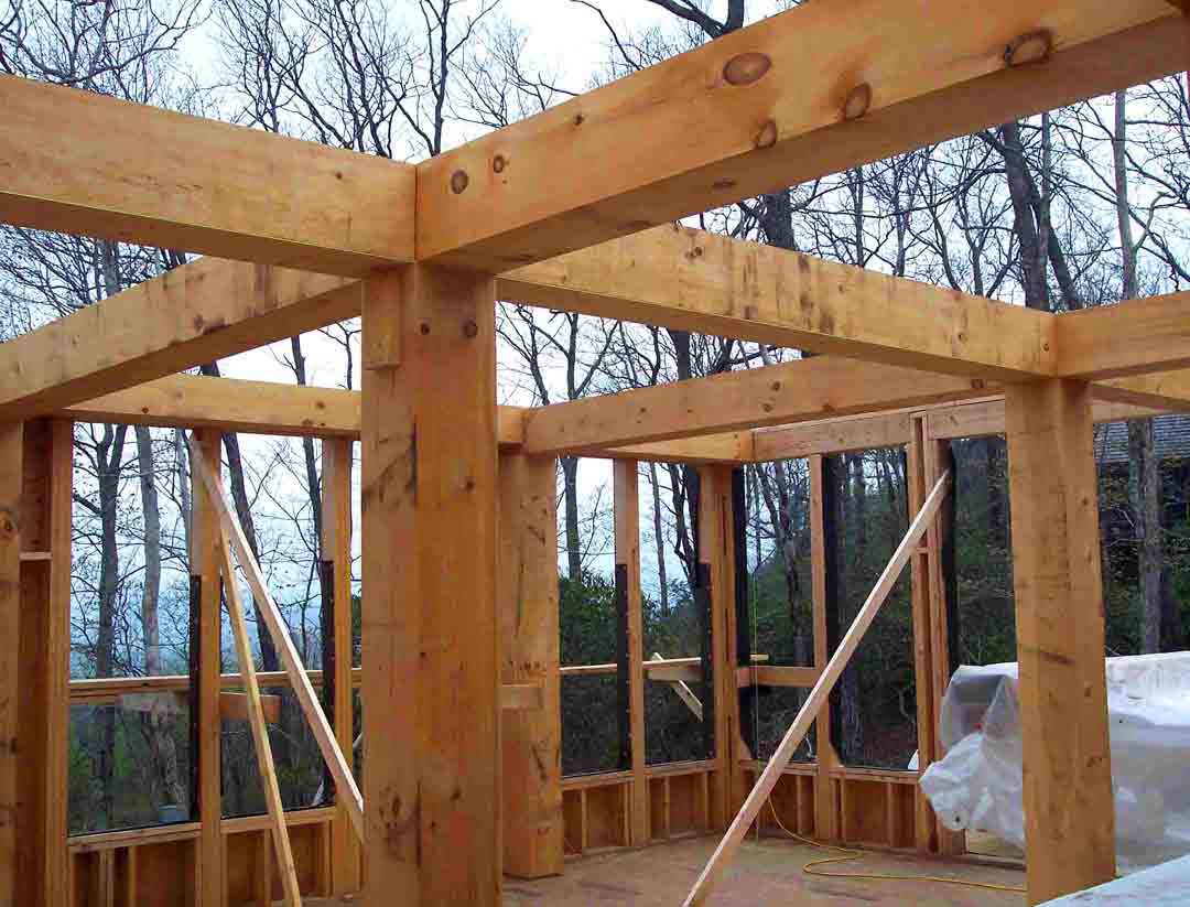 Timber frame architects mountain home architects timber for Timber frame designs