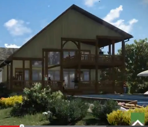 Complex decision making in house design mountain home architects timber frame architect - In house design ...
