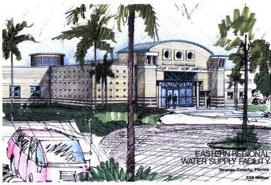 Industrial_North_Carolina_Architecture_Industrial_Erwsf-1_Eastern_Regional_Water_Supply_Facility