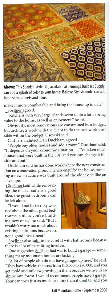 luxury home architect
