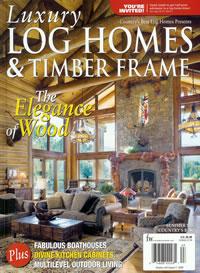 log home designers