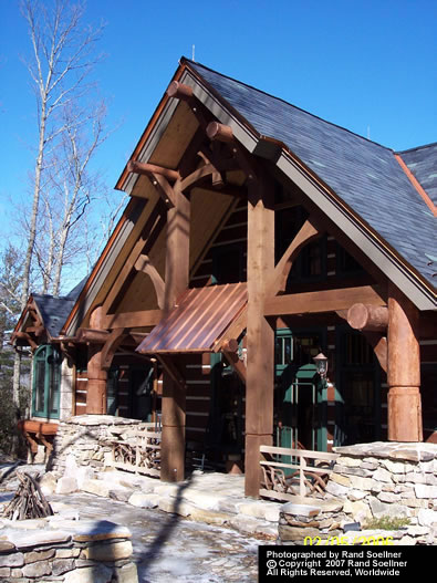 Designed by Rand Soellner Architect.
