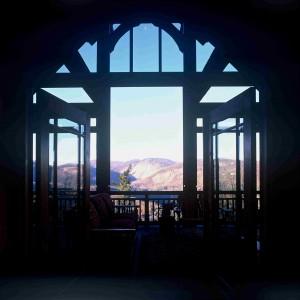 mountain home architecture