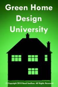 green home design university