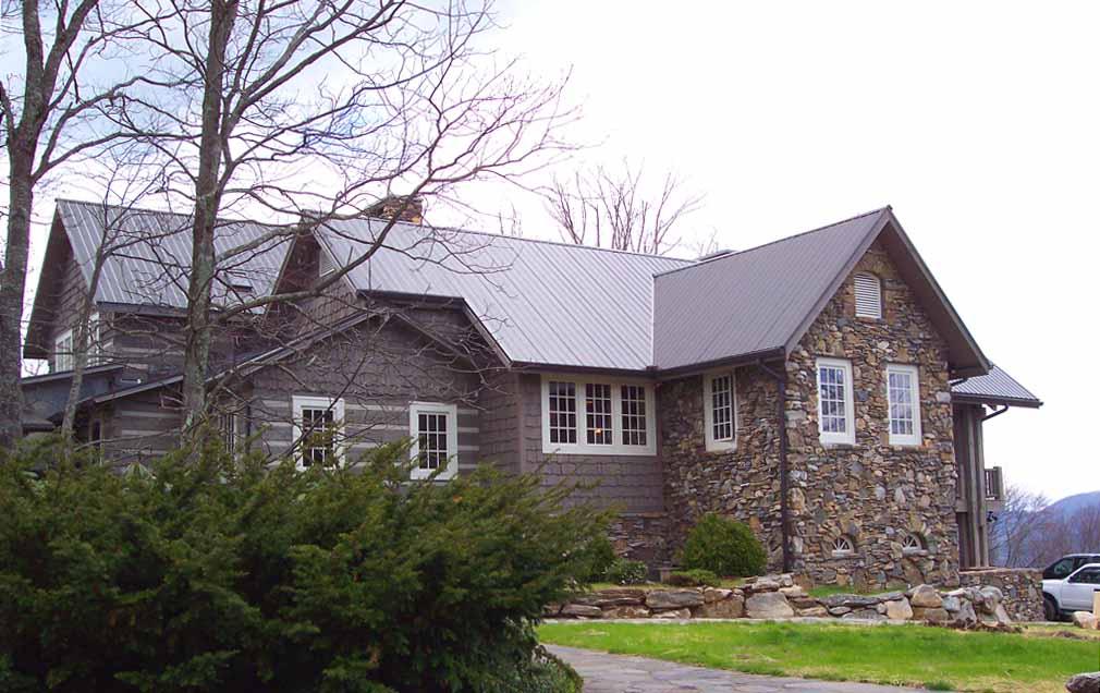 log cabin architects