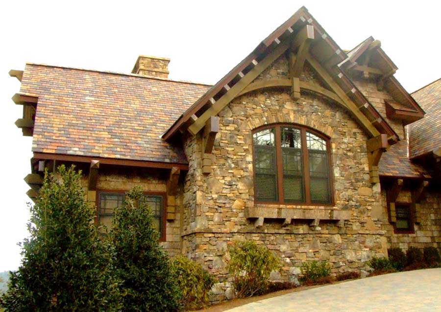 Architectural Designs Of Mountain Homes