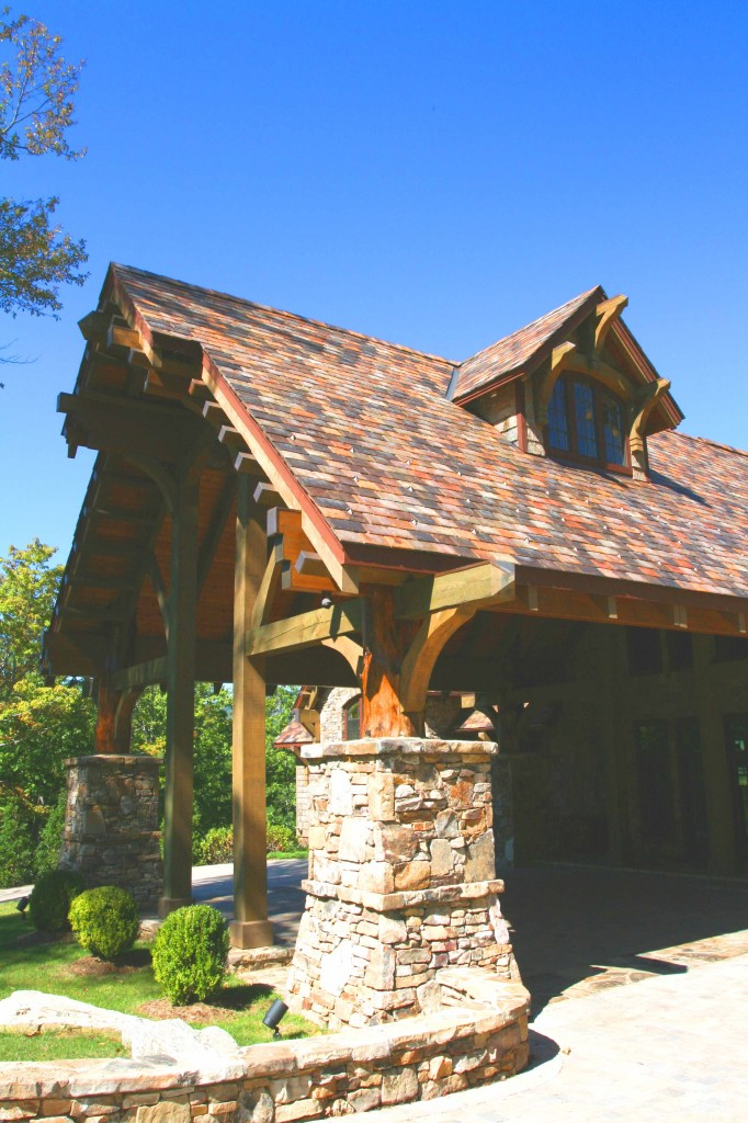 (C)Copyright 2005-9 Rand Soellner, All Rights Reserved Worldwide.  Eagle Mountain Aerie Designed by Randy Soellner Architect