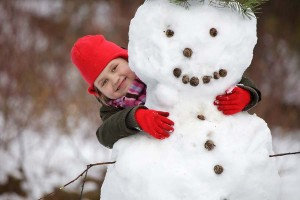 (C)Copyright Ints Tomsons. photo from big stock.  Your kids and grandkids will enjoy making snowmen in the front yard of your new Mountain Home!