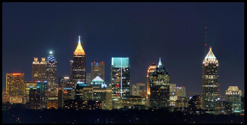 Atlanta skyline photo courtesy of Wikipedia.