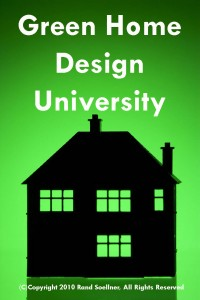 green home design university