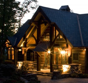 mountain house architect