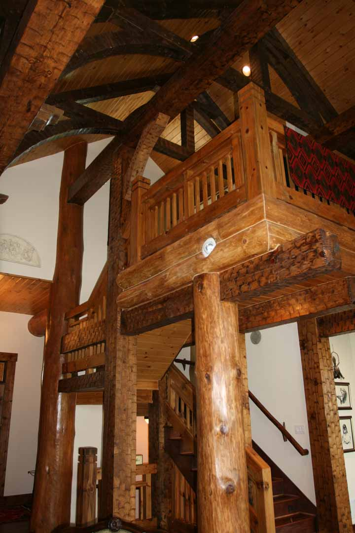 oklahoma timber frame architecture