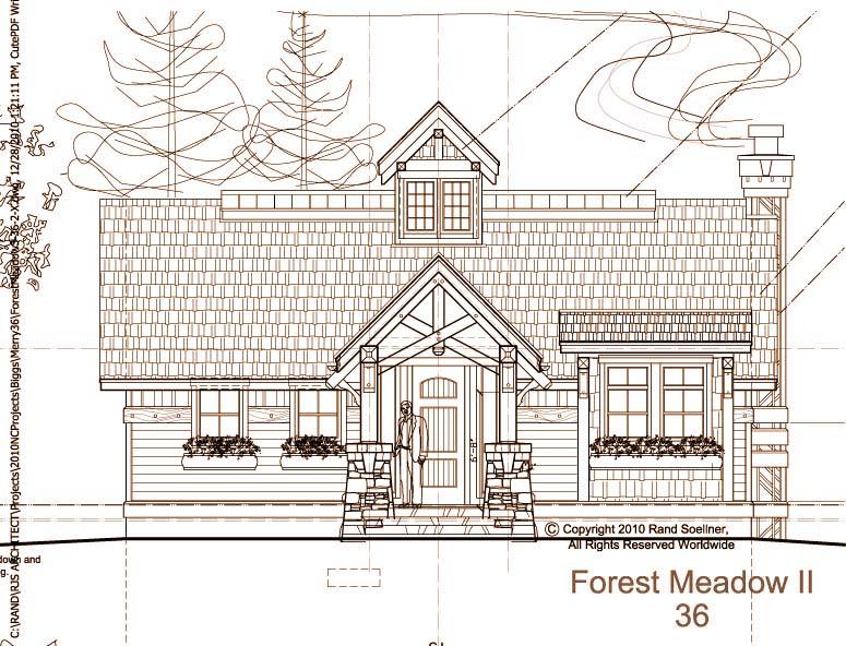 crossover cottage mansion