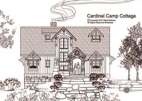 cottage cabin 2011