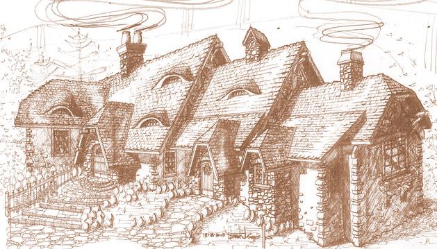 cottages cabins 2011