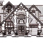 log mansions