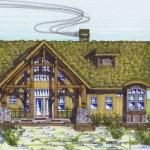 rustic home design
