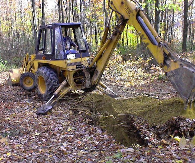 septic system construction permitting