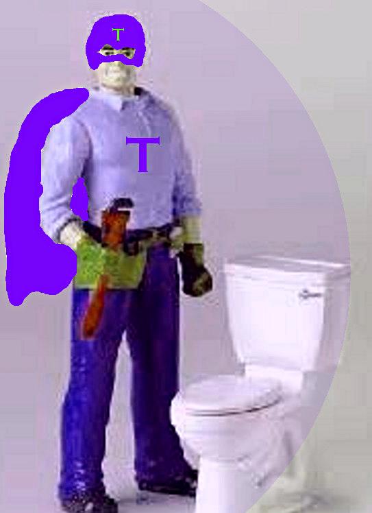 Toilet Fixer Man