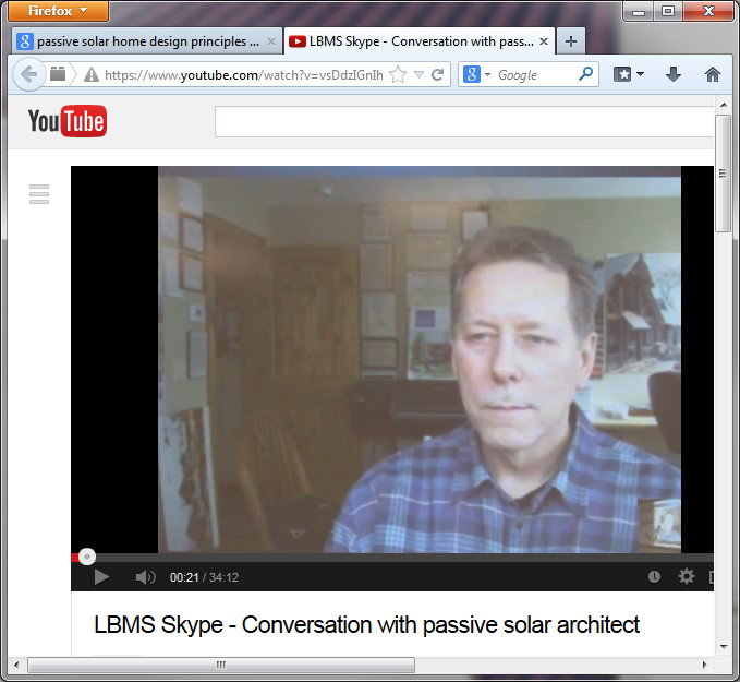 Passive Solar Home Design Principles 101
