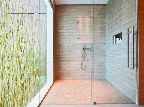 frameless glass shower enclosures