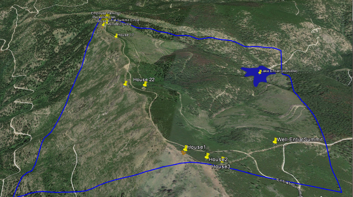Washington mountain site evaluation