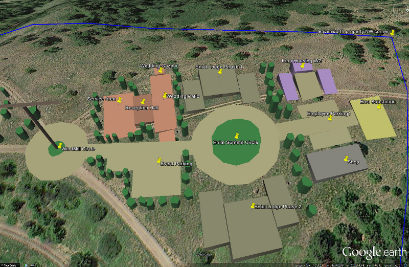 mountain project site evaluation