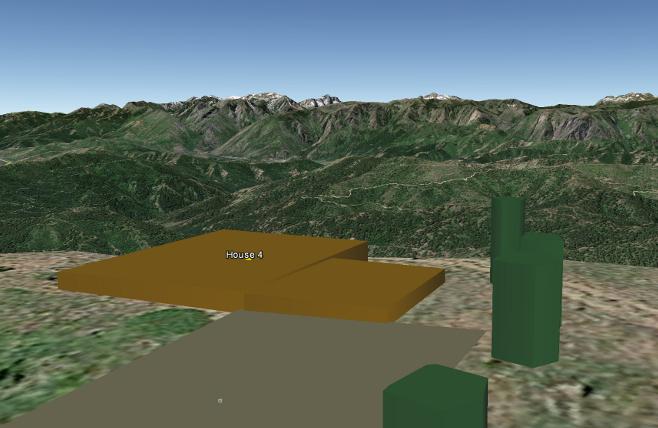 washington mountains site evaluation