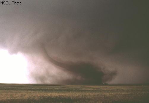 tornado Courtesy NSSL