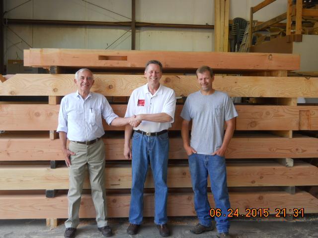 Cabin Creek Timber Frame Alliance