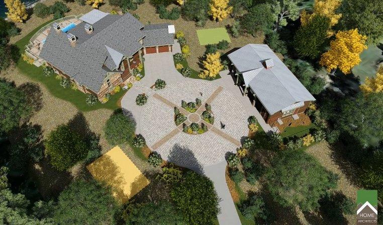 Lake Murray South Carolina Residential Design
