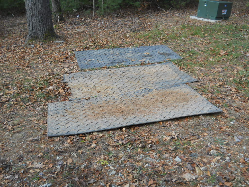 well for drinking water mats