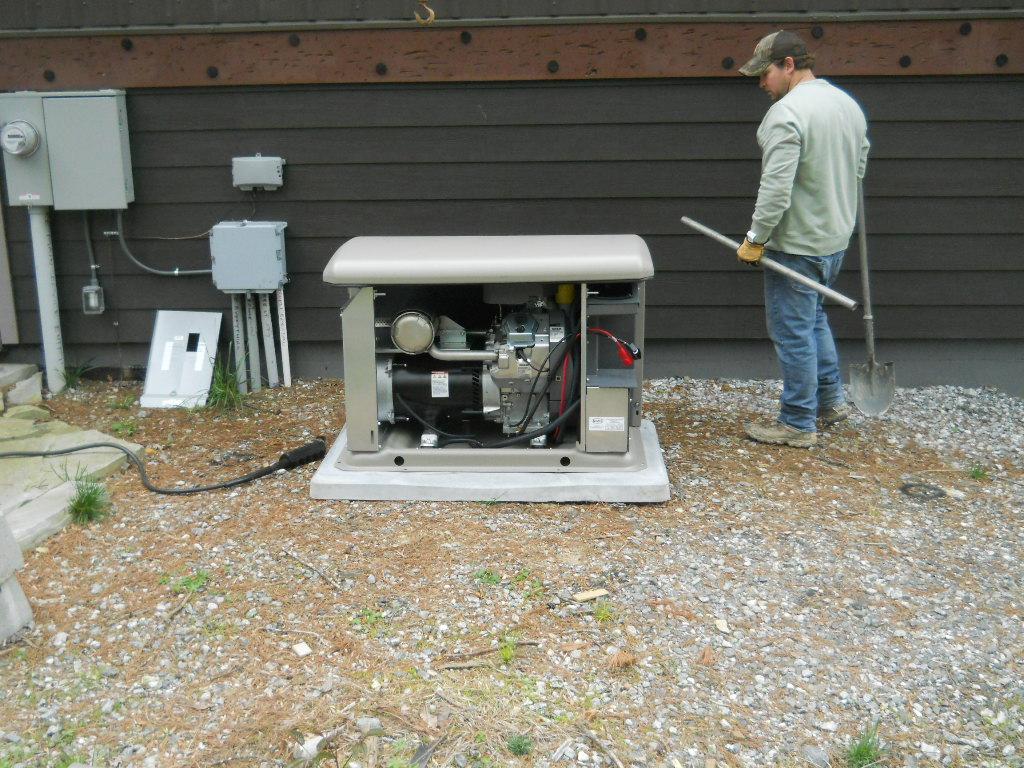 generator for residence